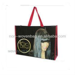 Gift PP Non Woven Bags, Non Woven Shopping Bag With Laminating