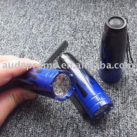 magnetic Aluminium led flashlight