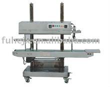 CBS -1100 Mini Schemes Vertical Continuous band sealer machine