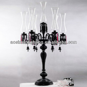 Baccarat Style Chandelier Lamp