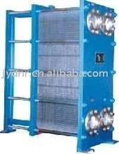 Refrigeration Plate Heat Exchange Equipment for liquid heat transfer