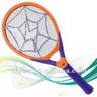 Good quality convenient mosquito bat purple handle