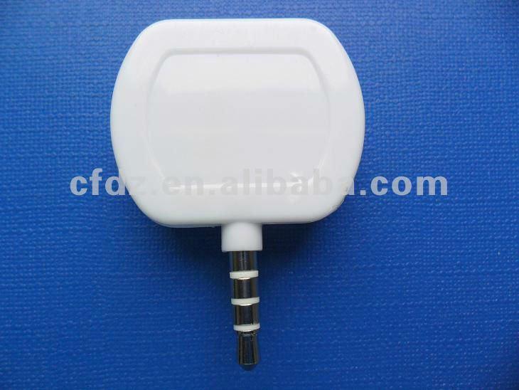 magnetic head card reader/ credit card reader