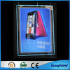 advertising picture display led light frame