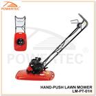 POWERTEC 2.5/4/5.5HP petrol hover mower,garden tools,hand-push lawn mower