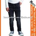 Moda jeans meninas leggings meninas calça jeans desvanecimento lavagem meninas de 12 anos panty ( HY7995 )