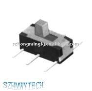 slide switch 0.3A 6V DC
