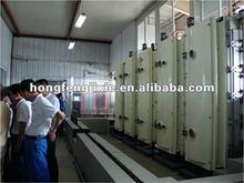 Solar Glass Tube Machine/Selective Coating Three Target Vacuum Tube Sputtering Plant