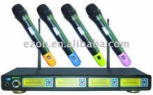 e-9460 cpu control uhf wireless microphone system