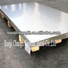 ASTM B256 titanium sheet for heat exchanger