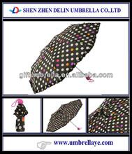 All kinds 3 fold mini umbrella lace
