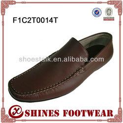 2014 new design men's dress shoes