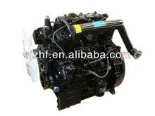 Sl3100abt 40hp 3 cilindro 4 tiempos refrigerado por agua del motor del tractor