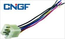 Volvo automotive wire harness GF1119-11 Volvo 1985-92Plugs into car harness at radio(Power/2speaker)