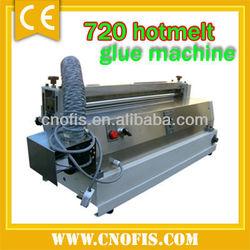 OFIS 720 Photo ablum glue coat make machine