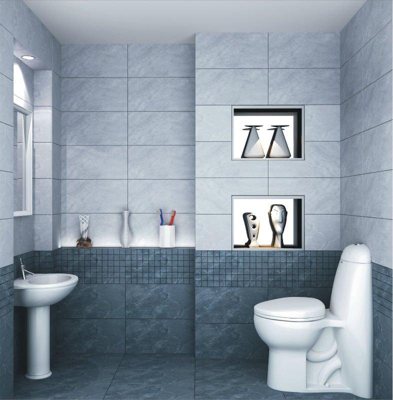 Baldosas de ba o de azulejos utilizado dj6024 cer mica - Azulejos de cuartos de bano ...