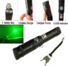 1000mW Adjustable Green Laser Pointer With Key Switch NO.697