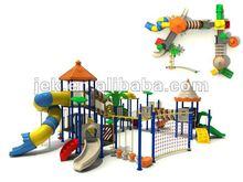 2014 New Design Outdoor plastic jungle gym for kids