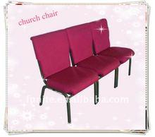modern style/design stackable church chair (lucien)2011 2012