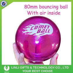 Supply 80mm TPU Air Bouncing Ball