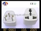 WF-0903 universal electric socket