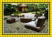 outdoor wicker rattan garden furniture SCSF-071