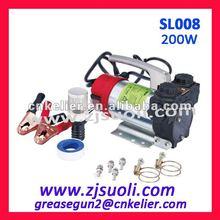 DC12/24V 200W Automatic Car Fuel Oil Pump