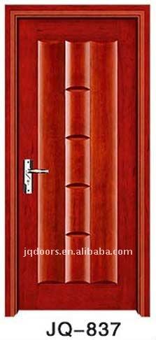 main porte en bois pour le marché de dubaï