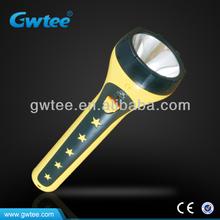 OEM high power style 9 LED flashlight