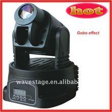 15w gobo led moving head led light night club (WLEDM-12)