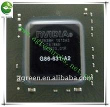 NEW! HOT! nVIDIA GeForce G86-631-A2 BGA IC Chipset 2011+ VGA Chips