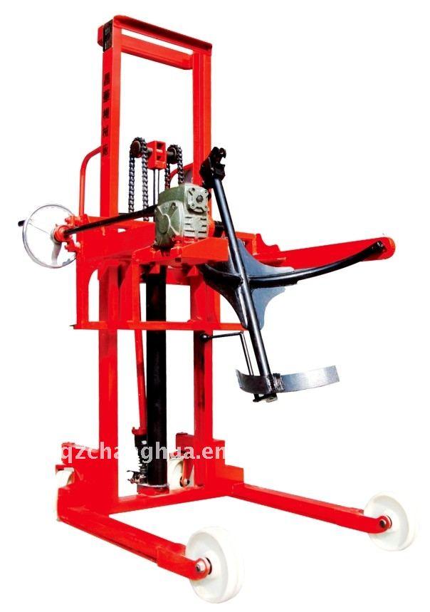 Hydraulic Manual Drum Lifter D-300