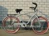 "26"" beach cruiser bicycle"