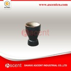 Ductile iron pipe fitting double socket reducer