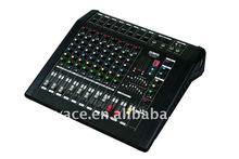 professional digital audio av dj equipment mixer console