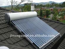o.4MPA Pre-heated copper coil solar water heaters
