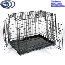 Wire Pet Dog Cage