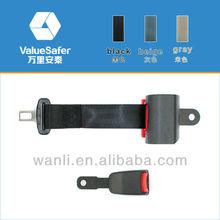 2 point ALR seat belt (C027),automobile seat belt extender