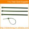 Plastic Green Garden Plant Tie (L)