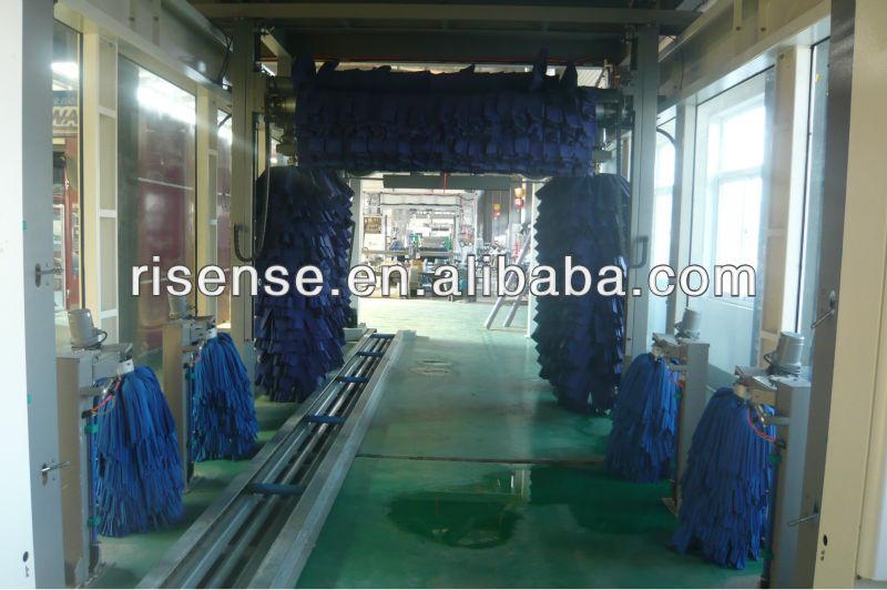 Automatic tunnel car wash equipment cc 690 view car washing systems