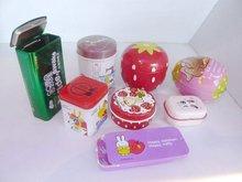 Varies Candy Tin, Tin Box