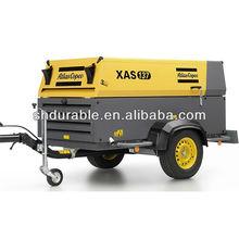 Atlas Copco XAS137 Portable Air Compressor