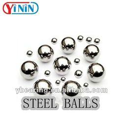 AISI52100 ,GCR15,100Cr6 1/16,3/32,1/8,5/32 chrome bearing Steel Balls