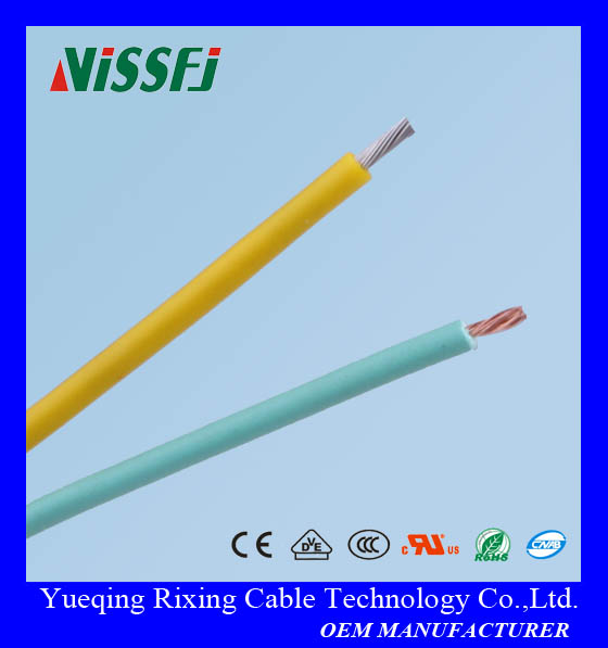 UL 1015 PVC insulation wire ELECTRONIC CABLE 22AWG WIRE