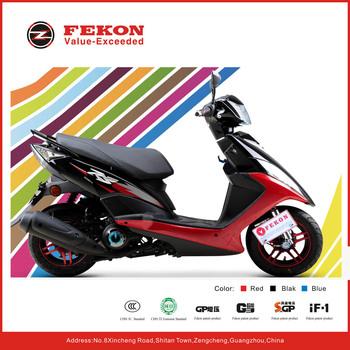 new scooter with origina yamaha engine