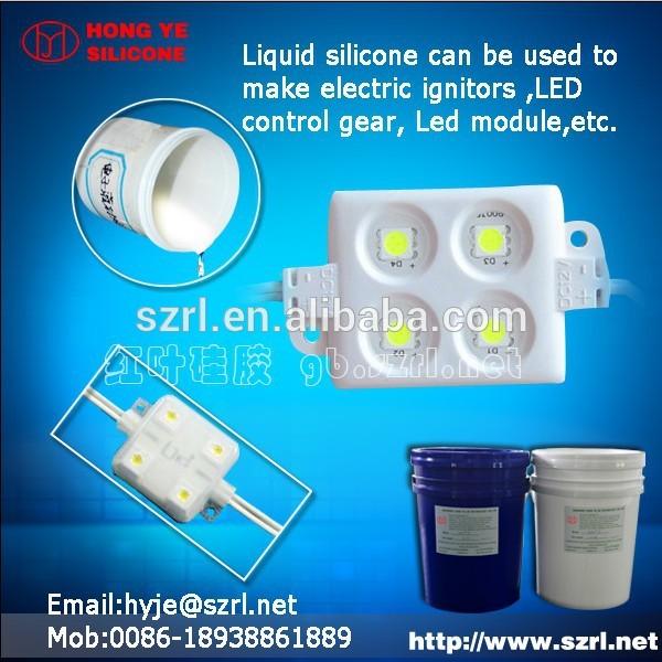 liquid silicone sealant for LED sealing