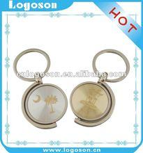 2013 Custom Metal Keychains For Promotional/Souvenir