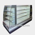 Multi Deck cooler, Display showcase
