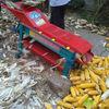China New type maize corn husker machine