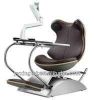 Modern office furniture,fashion design office desk,Stainless steel frame office desk
